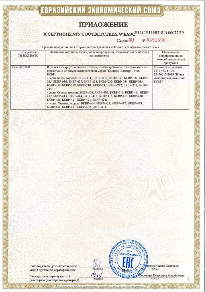 Сертификат соответствия_Комбинированные блоки_2